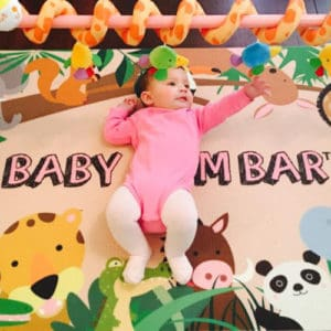 Baby Gym Bar