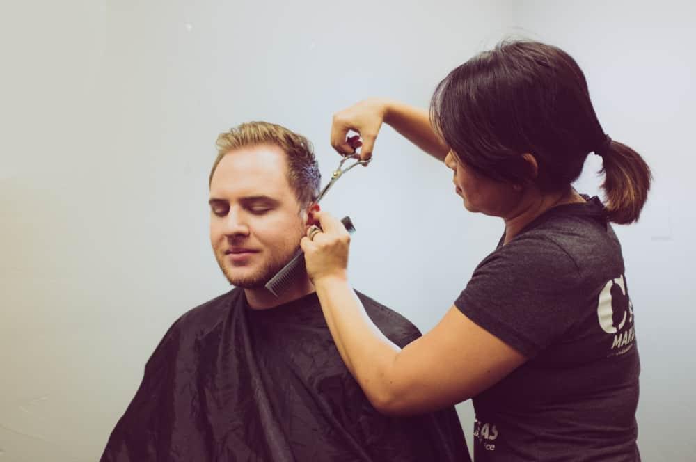 Manup Hairdressing