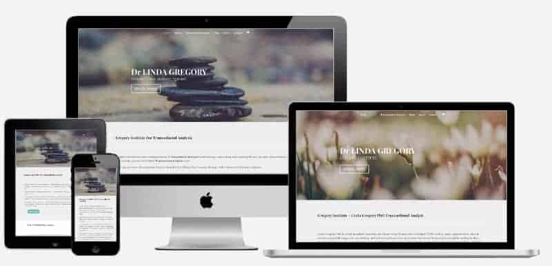 Dr Linda Gregory Website
