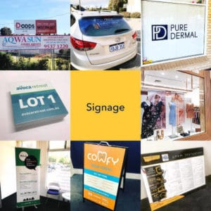 Snap Mandurah Signage